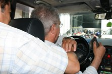 Detido por atacar sete taxistas