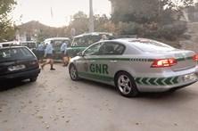 Foragido perseguido e detido pela GNR