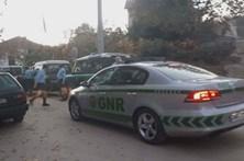 Condenado a pena de prisão tenta fugir à GNR