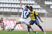 Bruno Costa, da equipa B, nos convocados do FC Porto para o Besiktas