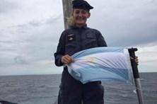 A primeira mulher submarinista da América do Sul está no navio desaparecido