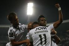 Vitória de Guimarães avança para os 'oitavos' da Taça de Portugal