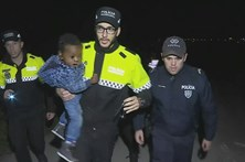 Bebé de dois anos desaparecido em Sintra encontrado no mato