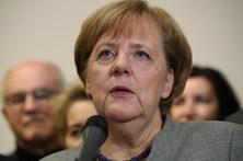 Angela Merkel lamenta fracasso de negociações para formar novo governo