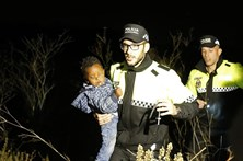 Buscas por bebé de dois anos desaparecido em Sintra