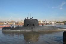 Argentina analisa sinais que poderão pertencer a submarino desaparecido