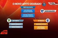 Benfica revela nomes do