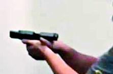Apanha bala no ar antes de disparar