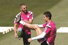 Ronaldo e Benzema são a pior dupla da Europa