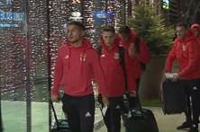 Jovem da equipa B integra comitiva do Benfica em Moscovo