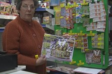 Homem comprou raspadinha de cinco euros e ganhou 100 mil