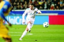Cristiano Ronaldo volta aos golos