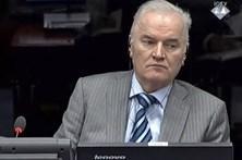 Ratko Mladic conhece esta quarta-feira a sentença do Tribunal Penal Internacional