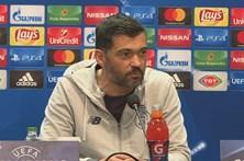 """Sérgio Conceição """"satisfeito com o resultado"""""""