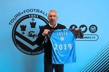 Jorge Costa vai treinar clube da segunda liga francesa