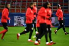 Conheça os onzes para a partida de hoje entre Benfica e CSKA