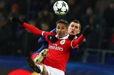Benfica sofre seca de golos há 400 minutos