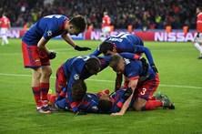 CSKA 2 - 0 Benfica