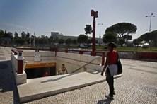 Queda interrompe circulação na linha amarela do Metro de Lisboa