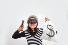 Mulher assalta banco onde já trabalhou