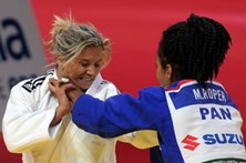 Telma Monteiro motivada para regressar ao 'top' mundial do judo