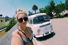 'Rainha das Selfies' morre a tirar fotografia