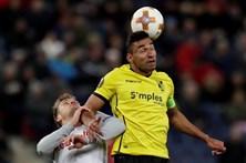 Vitória de Guimarães perde em Salzburgo por 3-0