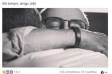 Famosos reagem à morte de João Ricardo