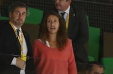 Bruno de Carvalho e Joana afastam rumores de separação