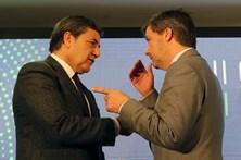 Castigo impede Gomes de reunir com Bruno de Carvalho