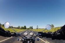 Motociclista de 70 anos morre em Belmonte