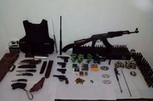 PSP detém homem por posse ilegal de armas de fogo