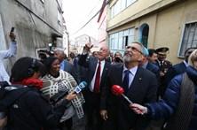 Presidente da República almoça com homólogo cabo verdiano na Cova da Moura