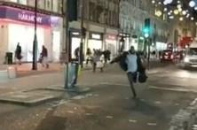 Falso alarme causa pânico em Londres