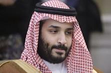 """Príncipe herdeiro saudita chama """"novo Hitler"""" ao guia supremo do Irão"""