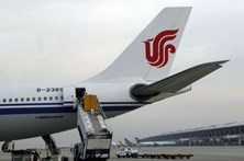 Air China suspende voos para a Coreia do Norte