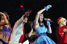Desejos das estrelas antes de subir ao palco