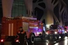 Incêndio em hotel na Geórgia faz 12 mortos