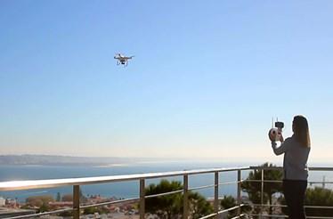 Acidentes com Drones