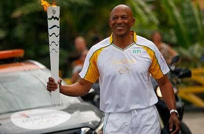 Medalhado olímpico Frankie Fredericks acusado de corrupção passiva