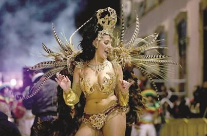 Estarreja assume festa e cria 'Sítio do Carnaval'