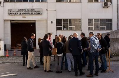 Motoristas da Câmara Municipal de Lisboa em greve por lugares de estacionamento