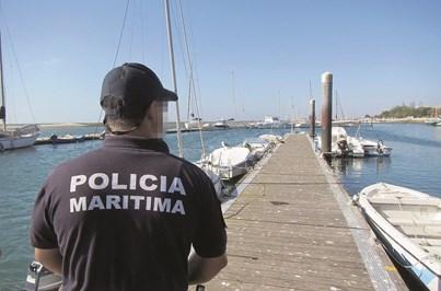 Agentes da Polícia Marítima contra atraso no estatuto e nova lei