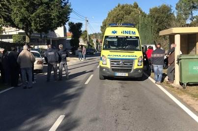 Mulher de 67 anos morre atropelada em Arouca