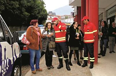 Clínica dá a bombeiros 1 euro por árvore plantada