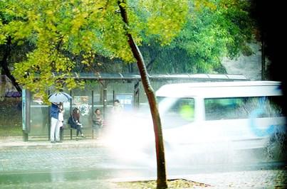Primeiras chuvas de outono vão durar mais sete dias