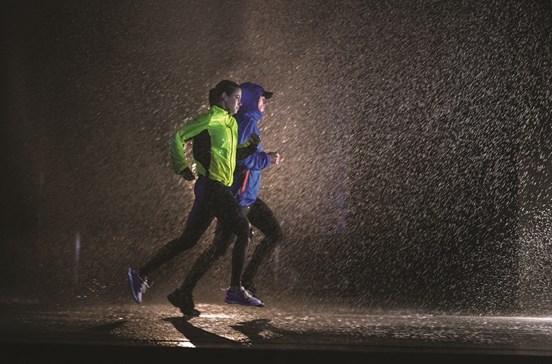 Mantenha a boa condição física sem se deixar afetar pelo clima