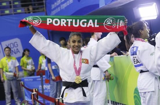 Portuguesa Maria Siderot campeã europeia de sub-23 de judo