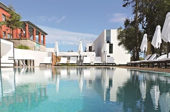 Santiago Hotel Cooking & Nature, um espaço integrado na paisagem