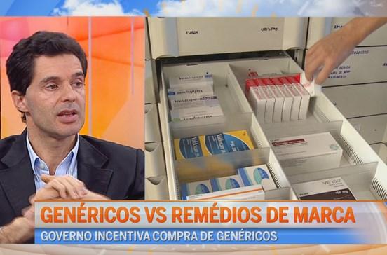 Comprimidos genéricos